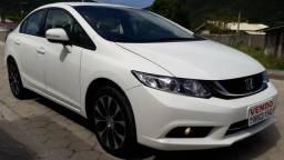 Civic lxr 1.8 2016 Impecável - 2016