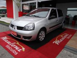 RENAULT CLIO CAMPUS 1.0 16V 4P FLEX - 2010
