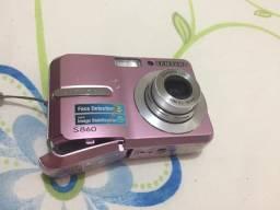 Vendo máquina fotográfica ( ler anúncio)