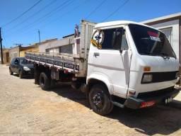 Vendo ou troco caminhão 7.90s - 1989