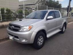 Toyota Hilux 3.0 Srv Cab. Dupla 4x4 Aut. 4p 2008 - 2008