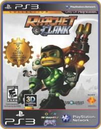 Título do anúncio: Ps3 Ratchet & Clank - Trilogia