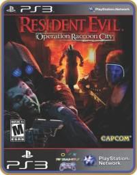 Título do anúncio: Ps3 Operation Raccoon city - Resident evil