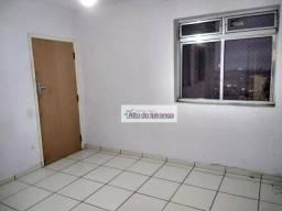 Apartamento com 2 dormitórios para alugar, 50 m² - vila das mercês - são paulo/sp
