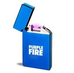Isqueiro Elétrico PurpleFire