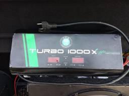 Fonte automotiva JFA TURBO 1000X 100ah - Multimídia Android 8.0