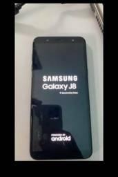 Galaxy J8 troca por iphone