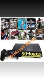 Vendo PS3 Super Slim 250 GB