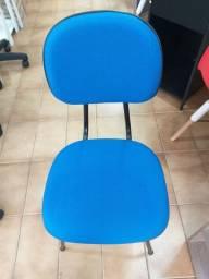 Cadeiras Pelezinhos! Nas cores bege, cinza, preto e azul! Zap da loja *