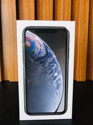 Iphone xr 60 gb preto r$3.499,00
