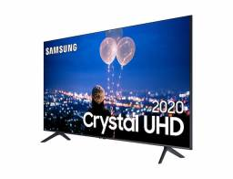 Samsung SmartTV Crystal UHD 4K 50 polegadas + Nota Fiscal