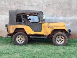 Jeep Willys p reformar