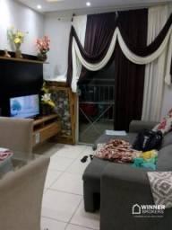 Apartamento com 2 dormitórios à venda, 51 m² por R$ 170.000,00 - Vila Vardelina - Maringá/