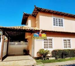 Casa com 3 dormitórios à venda, 80 m² por R$ 360.000,00 - Jardim Campomar - Rio das Ostras