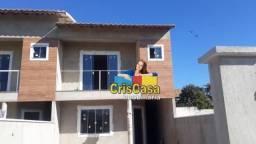 Apartamento com 2 dormitórios à venda, 96 m² por R$ 260.000,00 - Zacarias - Maricá/RJ