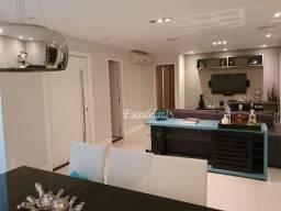Apartamento com 3 dormitórios para alugar, 195 m² por R$ 8.600,00/mês - Santana - São Paul