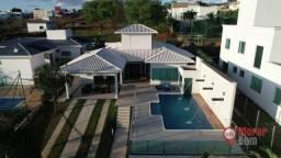 Título do anúncio: Casa com 4 dormitórios à venda, 400 m² por R$ 1.600.000,00 - Condomínio Sonho Verde - Lago