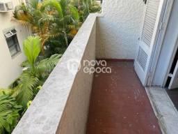 Apartamento à venda com 2 dormitórios em Jardim botânico, Rio de janeiro cod:IP2AP47761
