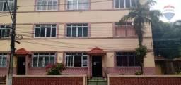 Apartamento com 2 dormitórios para alugar, 60 m² por R$ 900/mês - Centro - Petrópolis/RJ