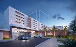 Apartamento à venda com 2 dormitórios em Joquei clube, Marilia cod:V12735