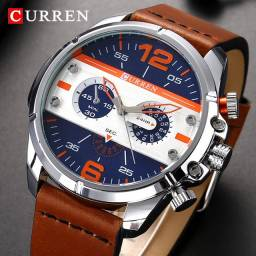Relógio marca Curren esportivo casual importado e original
