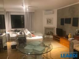 Apartamento à venda com 1 dormitórios em Itaim bibi, São paulo cod:615597