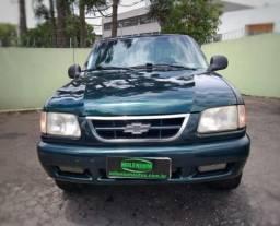 Chevrolet s10 1998 2.2 mpfi dlx 4x2 cs 8v gasolina 2p manual
