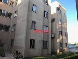 Apartamento com 2 dormitórios à venda, 41 m² por R$ 120.000,00 - Universitário - Biguaçu/S