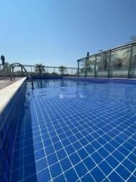Apartamento com 1 dormitório para alugar, 41 m² por R$ 1.650,00/mês - Granbery - Juiz de F