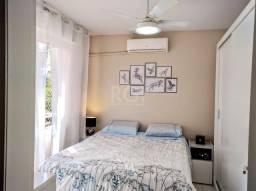 Apartamento à venda com 1 dormitórios em Cristo redentor, Porto alegre cod:EL56356908