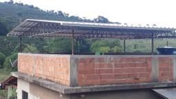 Coberturas Metálicas em geral, terraços, galpões, varandas e estruturas especiais