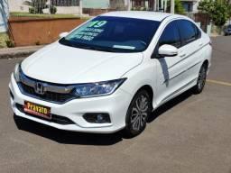 Honda City 1.5 EXL Automático Em Garantia D Fabrica / Único dono