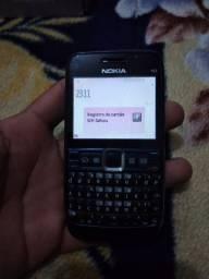 Celular Nokia E-63(ACEITO CARTAO DEB/CRED)