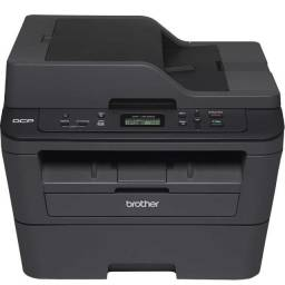 Impressora Multifuncional Brother Dcp-l2540Dw, Laser, Mono, Preta, Sem Fio, Duplex, 110V