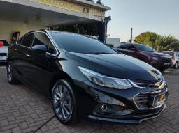 Chevrolet Cruze Ltz 1.4 turbo sedan. 2018 Ótimo estado