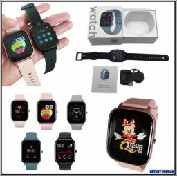 Relogio Smart Watch P8 Colmi Original Barato com Garantia