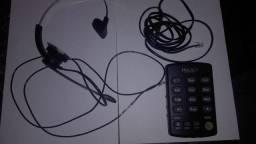 Telefone Telemarketing Practica T110 Plantronics
