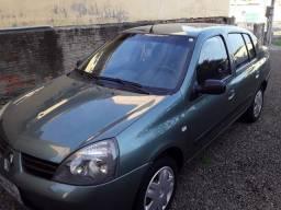 Clio Sedan 1.0 ano 2007