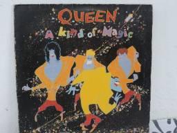 Lp - A Kind Of Magic - Queen