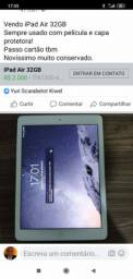 iPad Air 32 gb