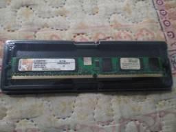 Memória ram 2GB DDR2