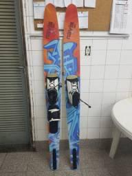 Navis Ski - Esqui 168 Com Botas