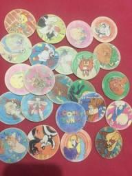 23 Tazos Elma Chips Looney Tunes
