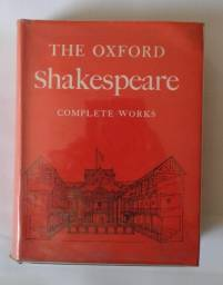 The complete works of William Shakespeare, esditado em 1963, 1164 pag.