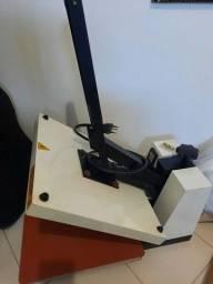 Vendo prensa térmica para estampas sublimação