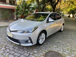 Corolla 2018 blindado 40.000km