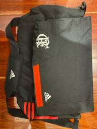 Bolsa traversal Flamengo adidas