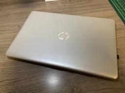 Notebook Hp pronto para trabalhar