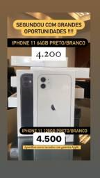 iPhone 11 64 gb é 128 gb