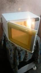 Microondas eletrolux 130 reais